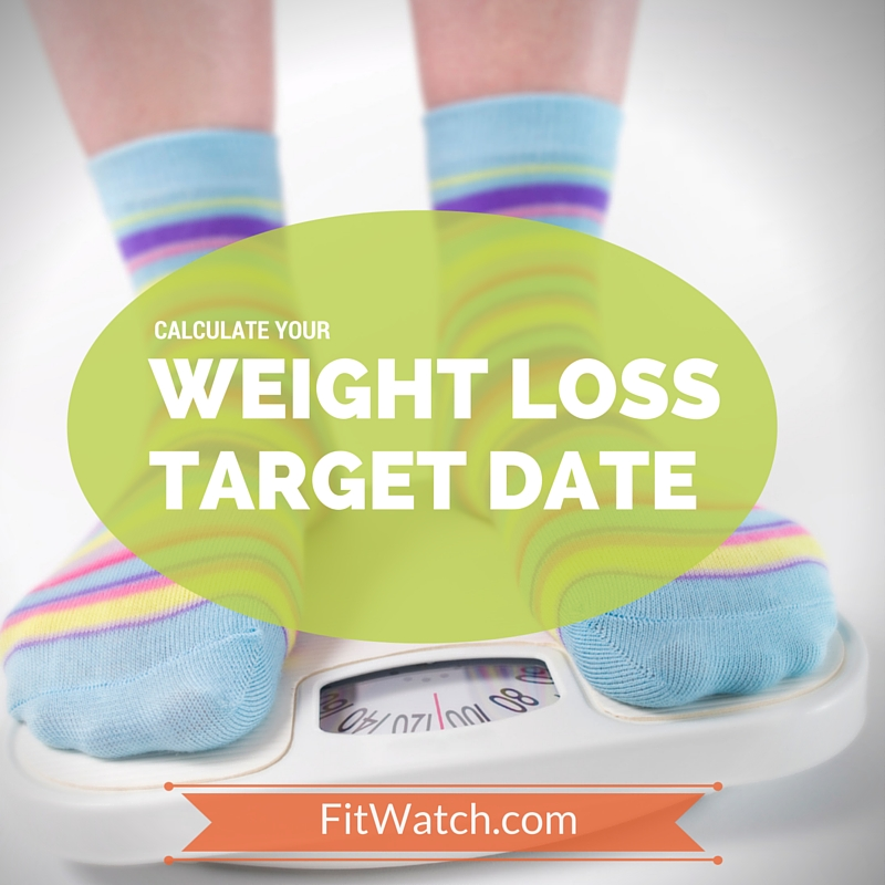 Weight Loss Calculator Calories Needed To Reach Your Target Date